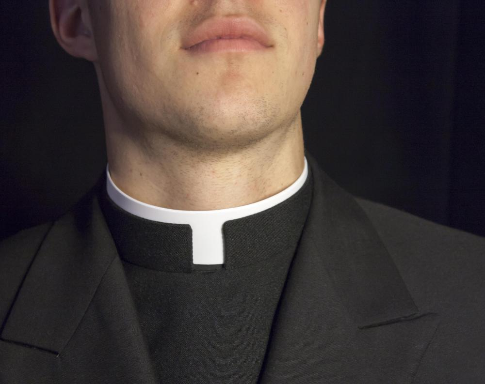 In order to become a confessor, someone must usually be a qualified priest or minister.