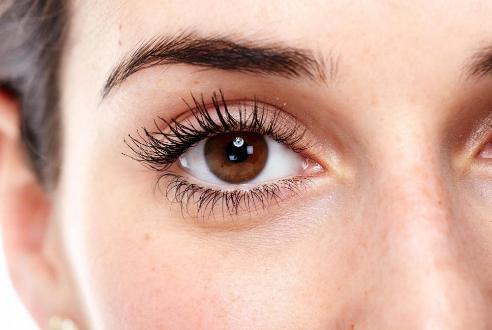 A variety of shades will compliment hazel eyes.