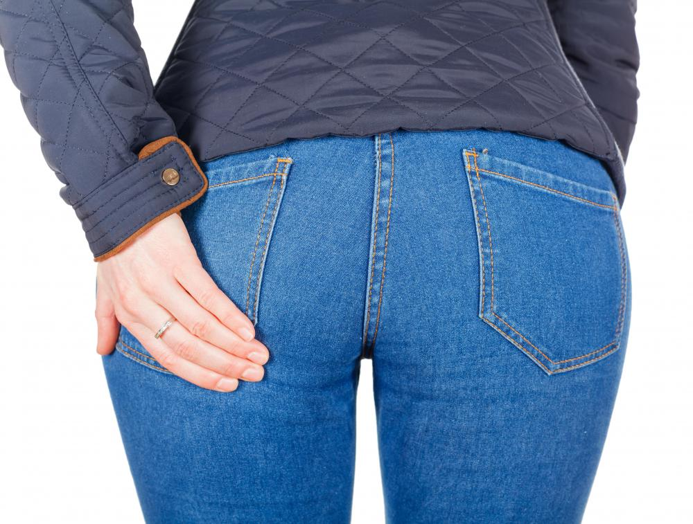 A painful boil that occurs on the end of the tailbone is referred to as a pilonidal cyst.