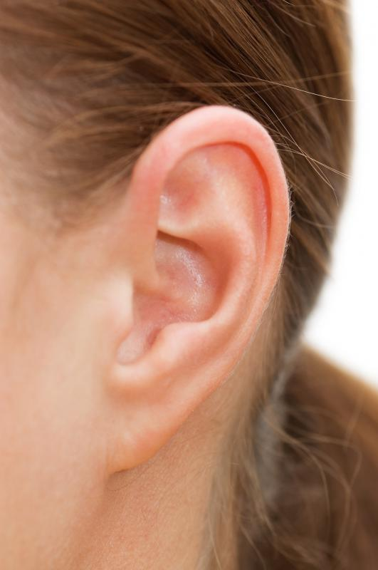 Symptoms of LPR may include ear infections.