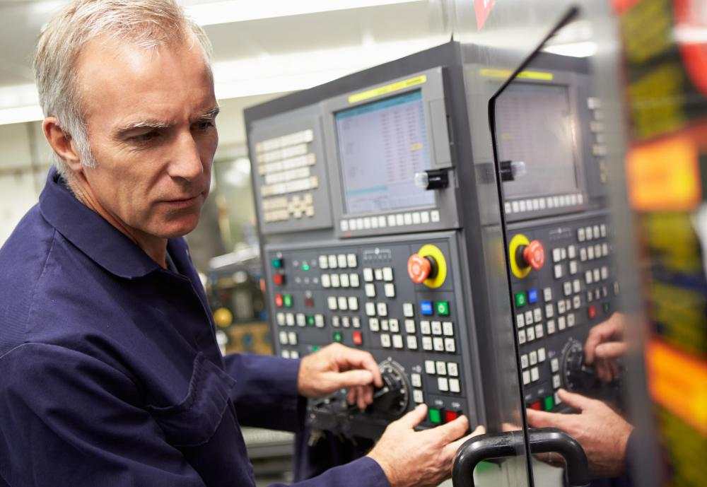 Some trade schools offer a certificate of completion after a student has passed a test to confirm that they have  necessary skills, such as those required to be a CNC operator.