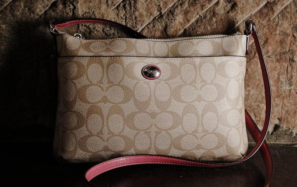 Coach, Inc. is the designer of prestigious handbags.