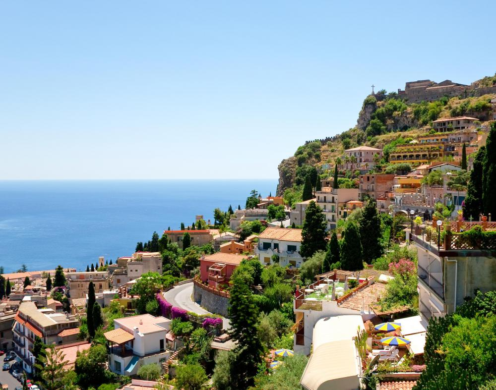 The mafia originated in Sicily, Italy.