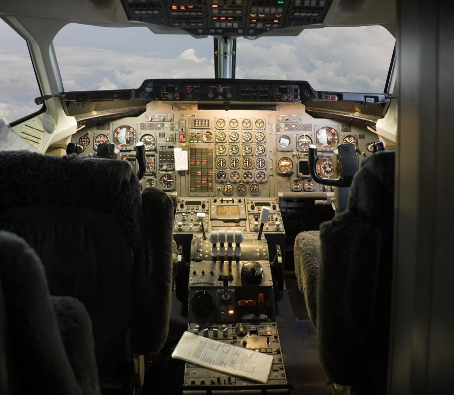 Tuned amplifiers may be found in aircraft autopilot systems.