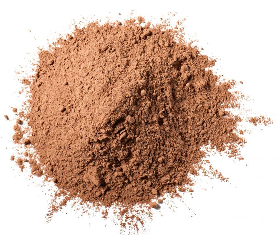 A very pure form of cocoa solids is cocoa powder.