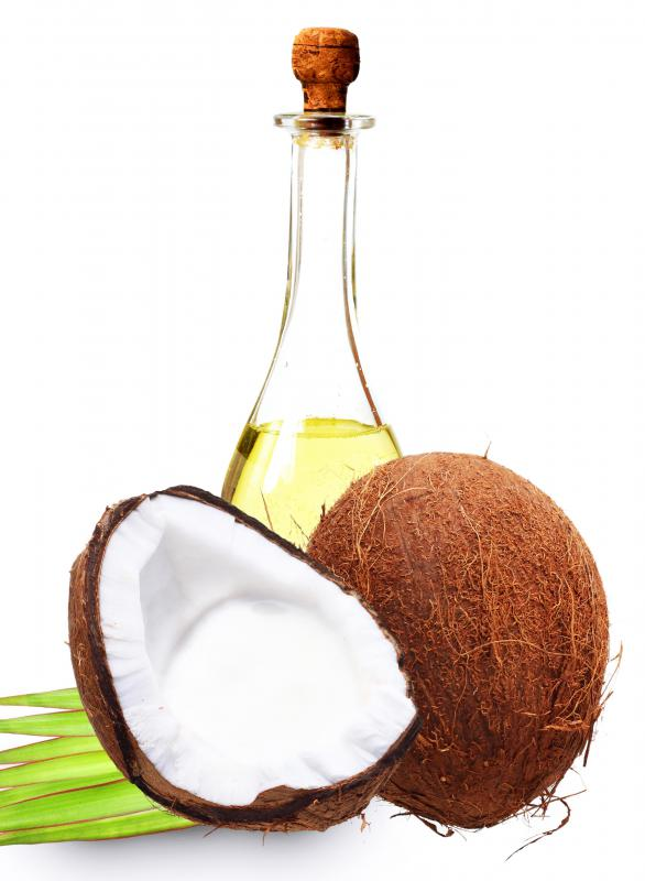 Coconut oil can be massaged into joints to help relieve pain.