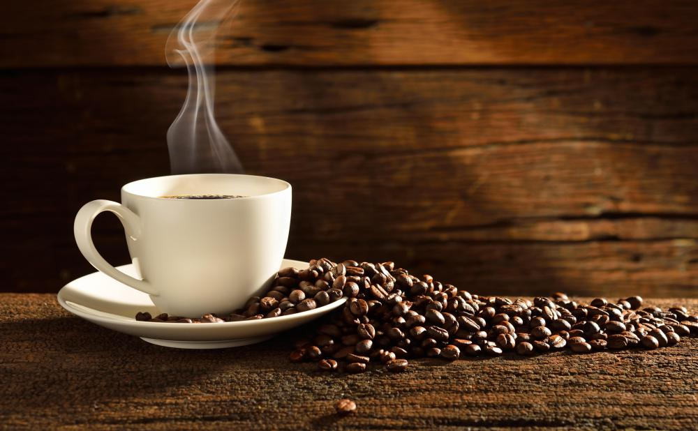 Some vasopressors are natural, such as the caffeine in coffee.