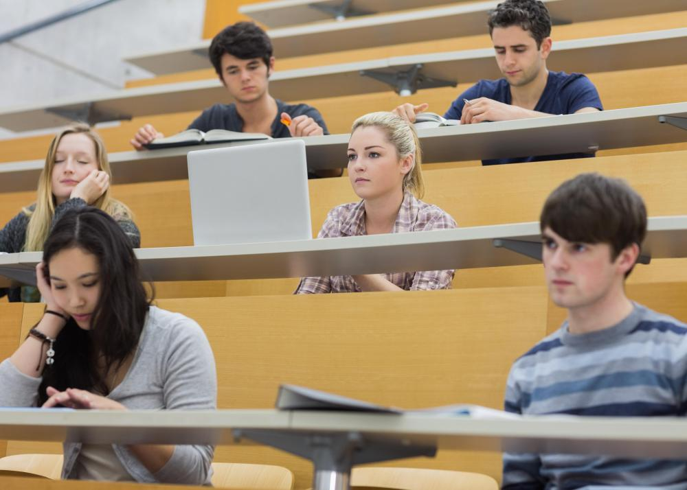 An English lecturer instructs students in the field of English at a college or university.
