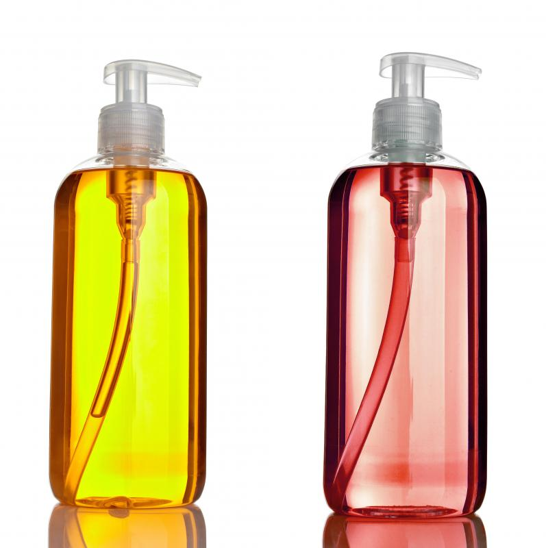Hand soaps may cause irritation to the hands.