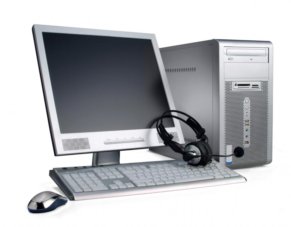 Most standard PCs have a number of system diagnostic tools built in.