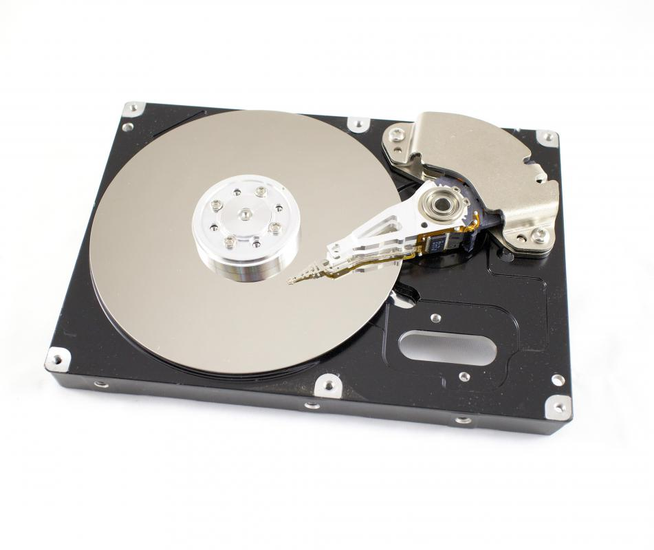 When choosing a hard drive, consider how much memory it has and how fast it operates.