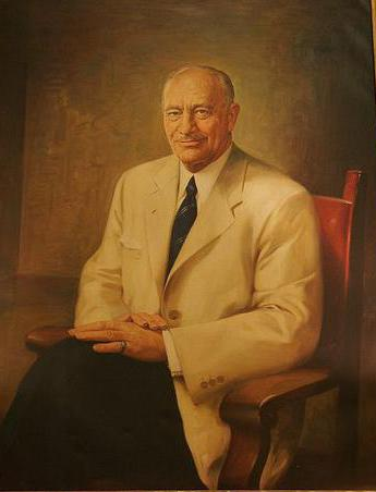 Conrad Hilton's strong work ethic and attention to detail was imprinted into the corporate culture of his hotel chain.