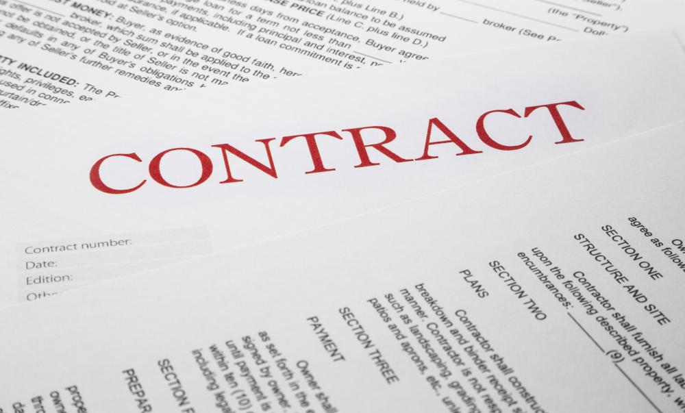 What Is An Employment Contract Breach? (With Pictures)