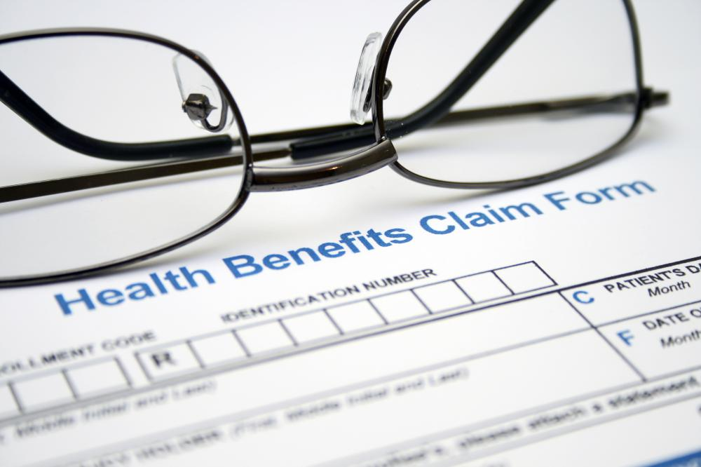 A health benefits administrator manages the health insurance benefits provided to employees within a company.