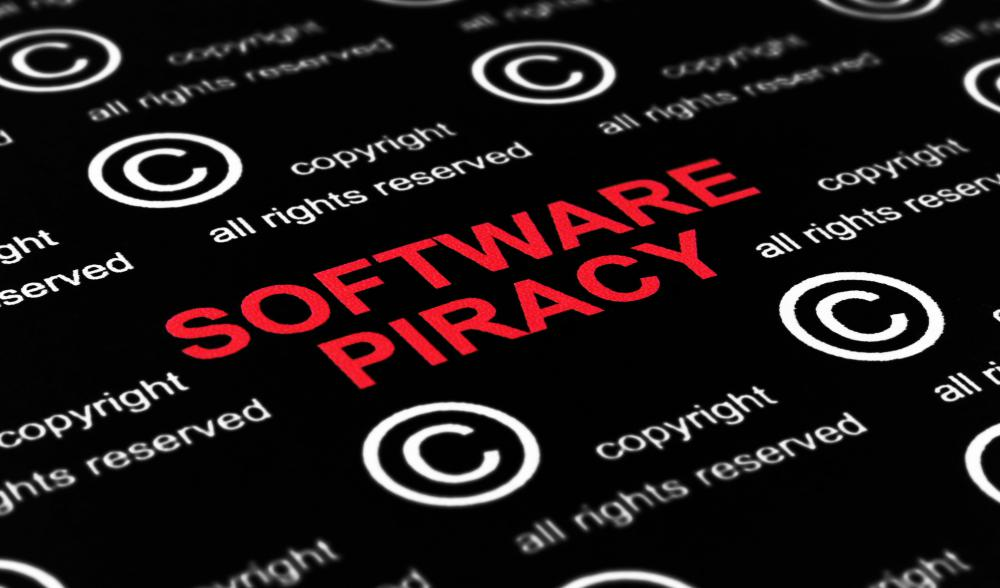 In today's age, software piracy represents a larger problem that maritime pirates.