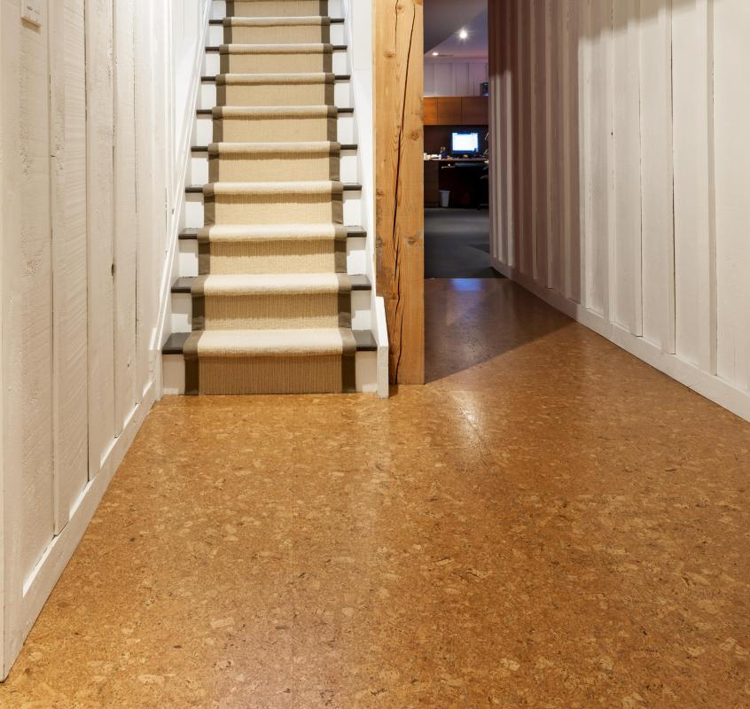 What are cork floor tiles with picture for Cork floor tiles
