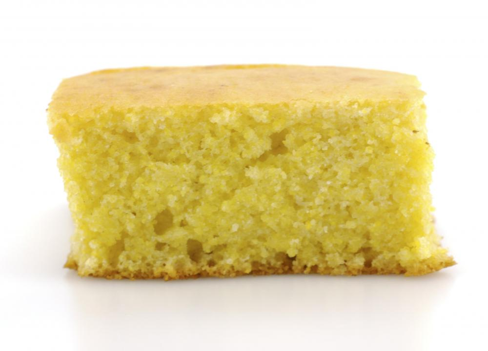 What is Cornbread? (with pictures)