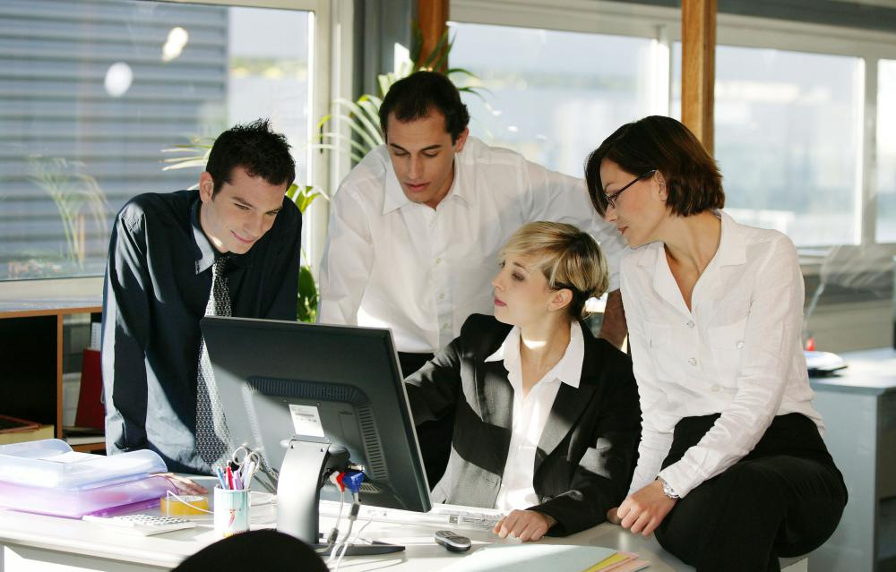 Learning to lead a team can increase the likelihood of a promotion.