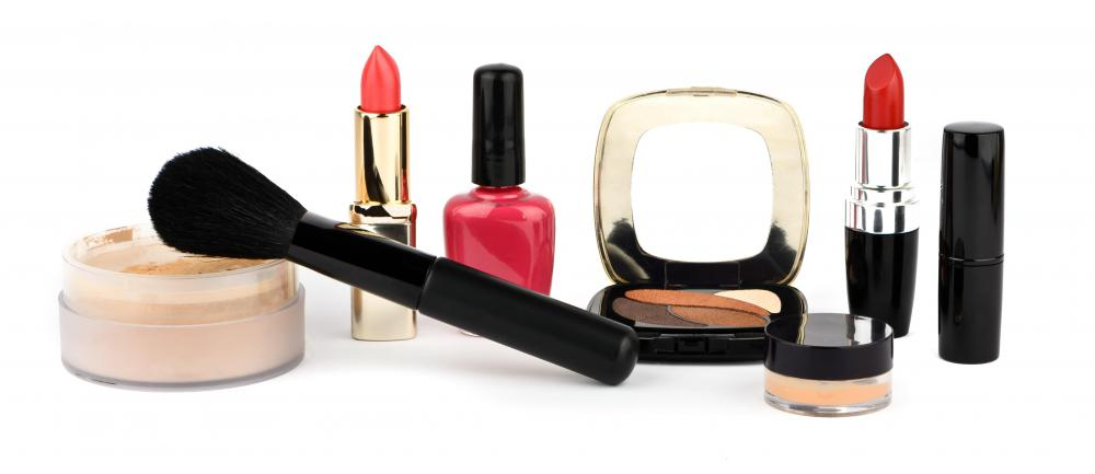 Selling cosmetics is a popular home-based business opportunity.