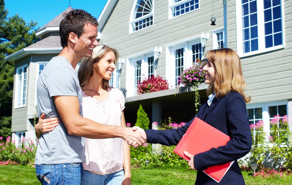 Joint tenancy with rights of survivorship are typically used when a couple buys a piece of real estate together.