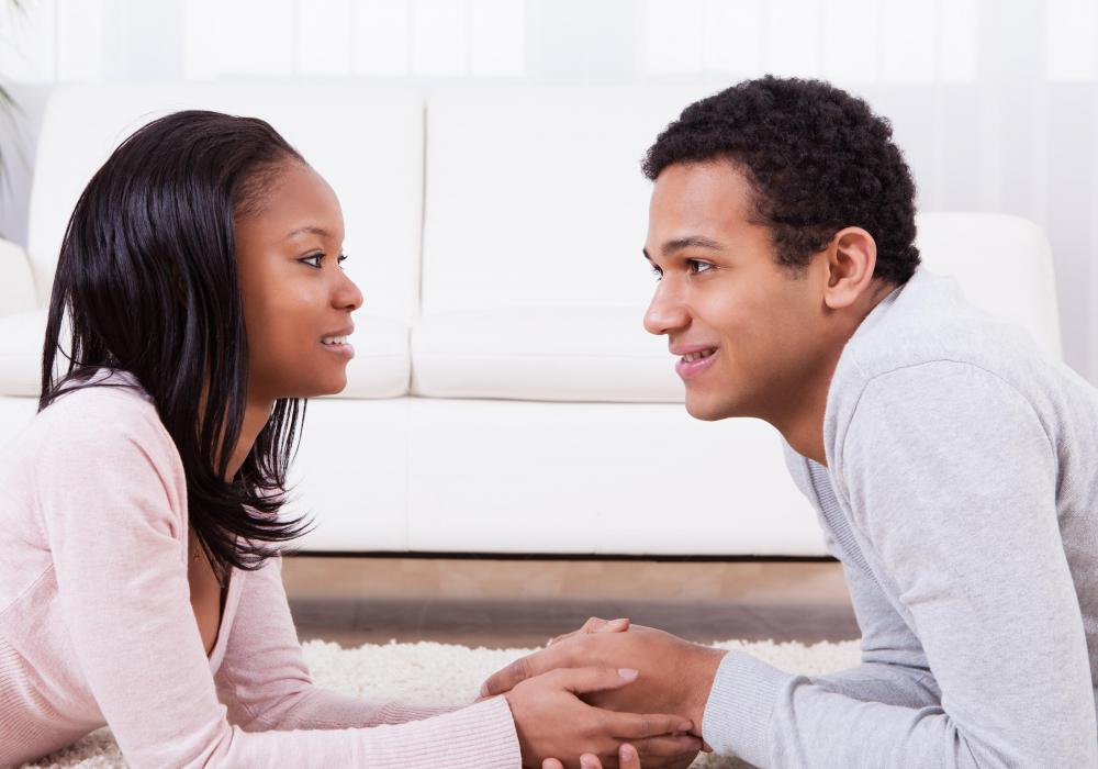 Discussing your relationship with your partner can gauge if the two of you are ready for marriage.