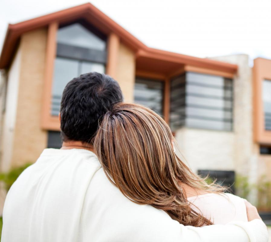Potential home buyers should be aware of their personal credit before applying for a home loan.