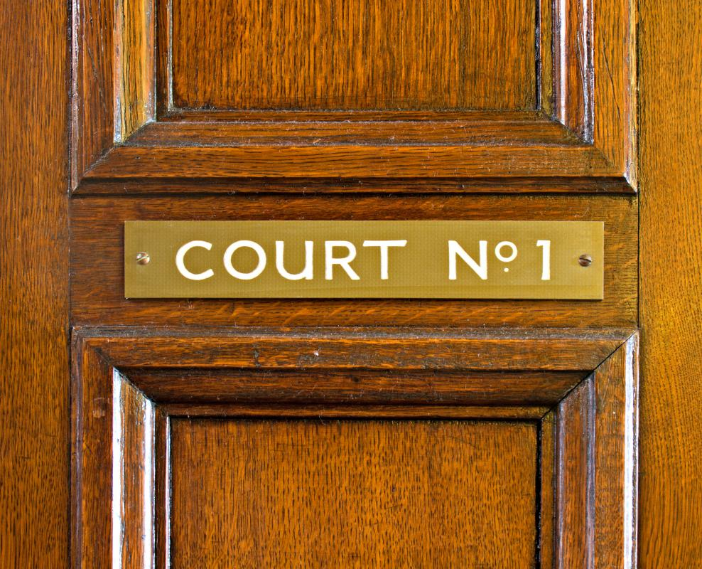 What is difference between a no contact order and an ex parte?