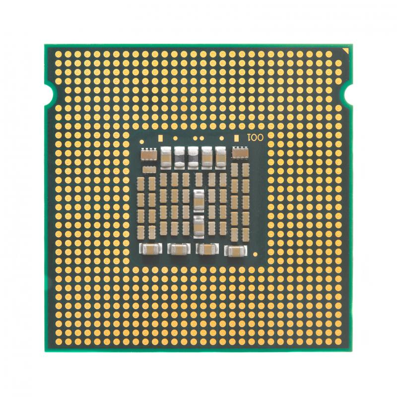 A Central Processing Unit (CPU).