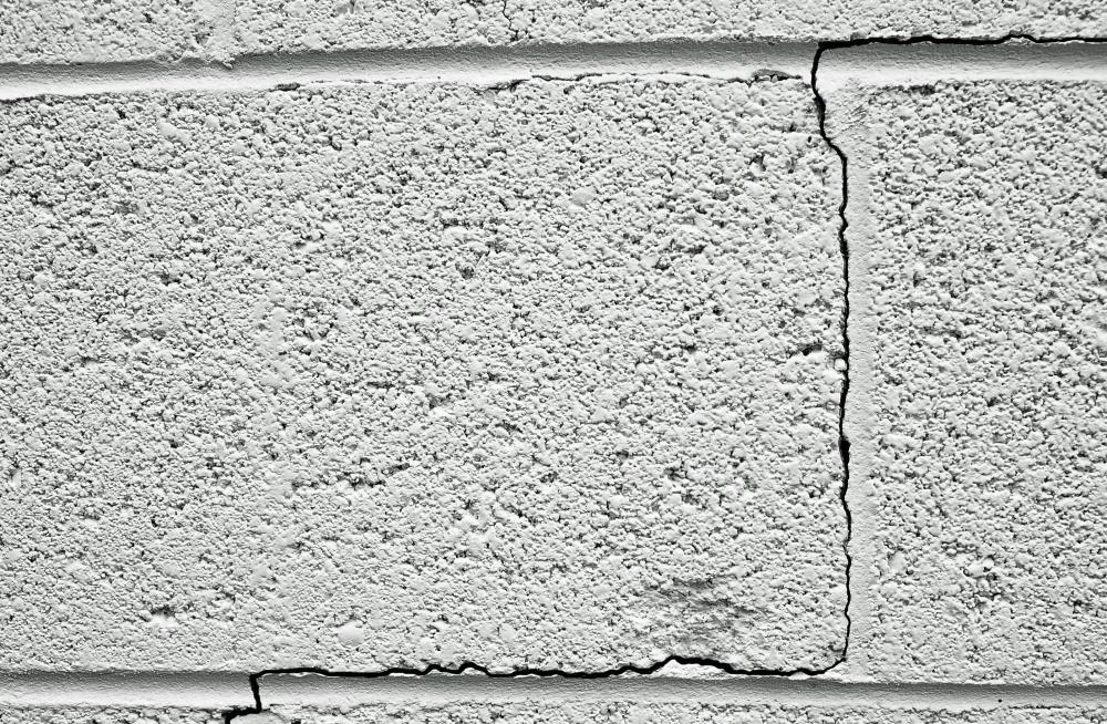 Homeowners With Bowed Basement Walls Should Look For Cracks In Their  Foundation.