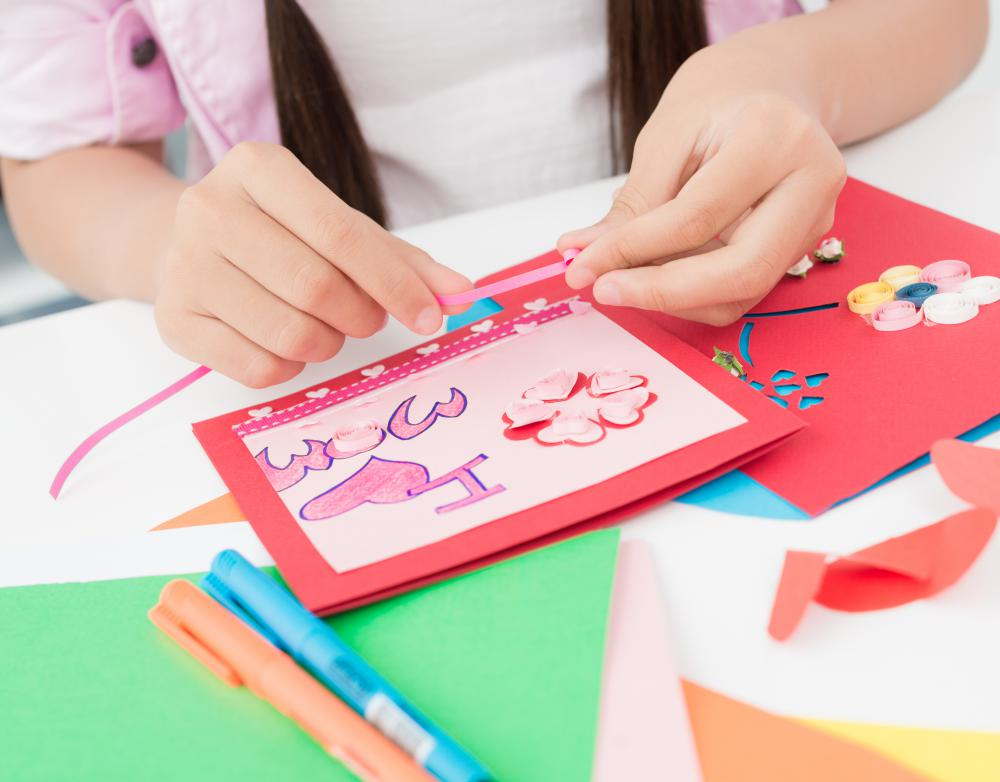 Art And Craft Card Making