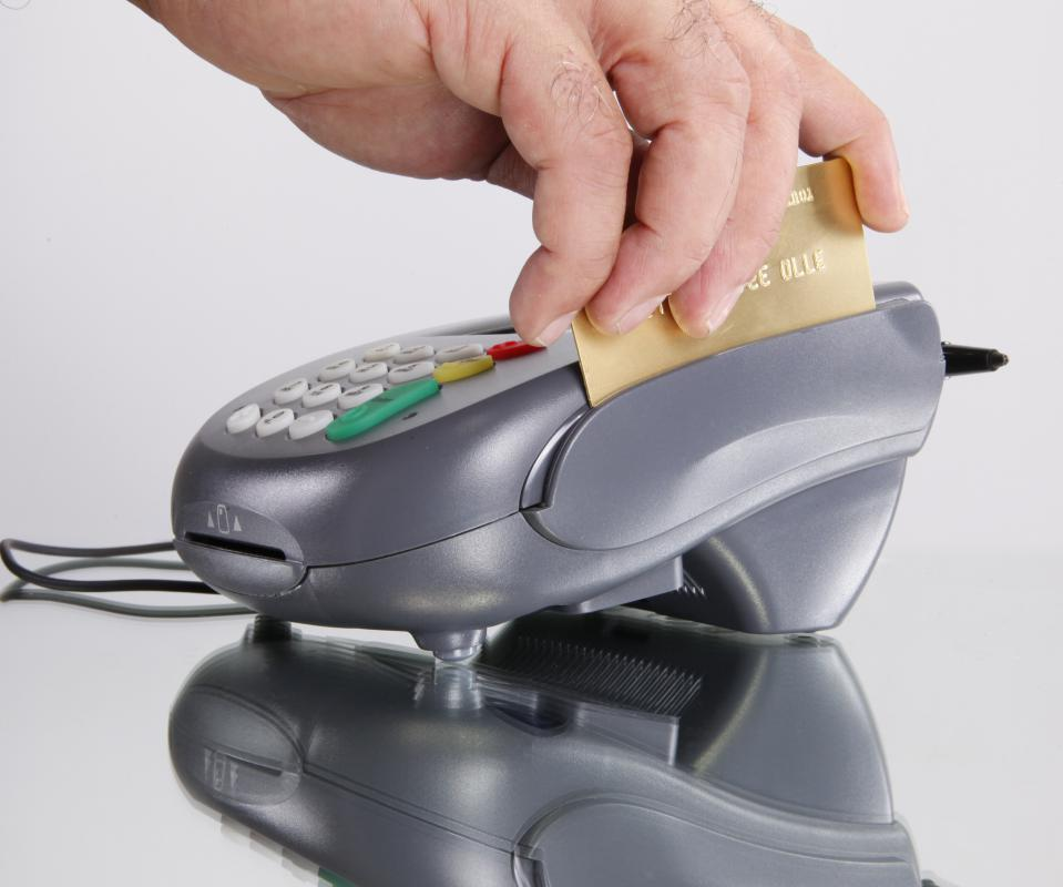 Credit card fraud occurs when someone uses a credit card to make an unauthorized financial transaction.