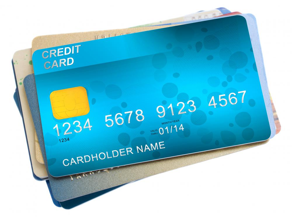 identifying information are required on most credit card applications