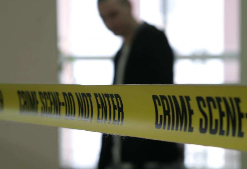 A forensic medical examiner will often need to travel to the scene of a crime.