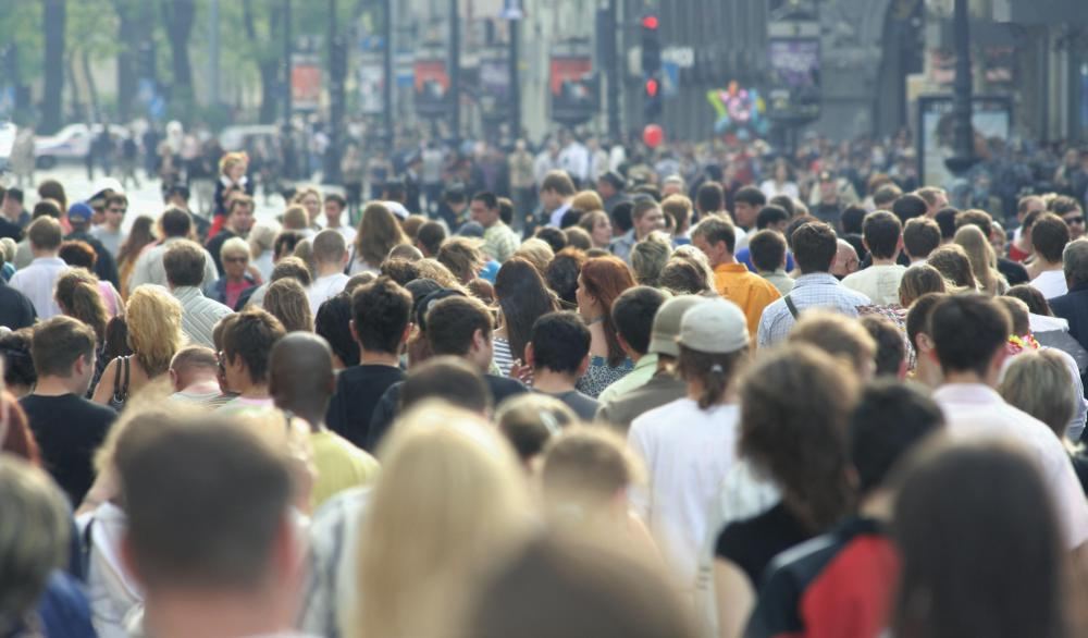Psychoeducation may help patients better cope with social phobias such as the fear of crowds.