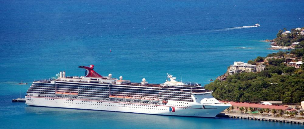 A last minute vacation may include a cruise to an exotic location.