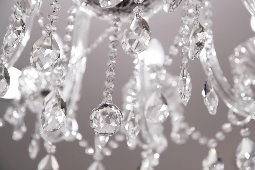 How Do I Choose The Best Chandelier Prisms With Picture - Used chandelier crystals