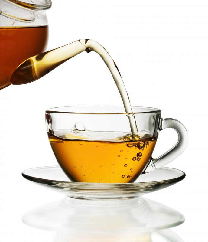 The antioxidants in tea provide many health benefits.