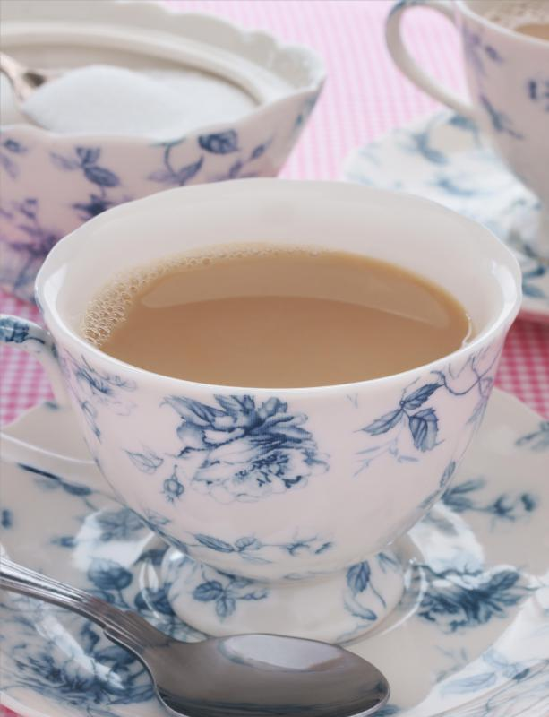 What is English Breakfast Tea? (with pictures)