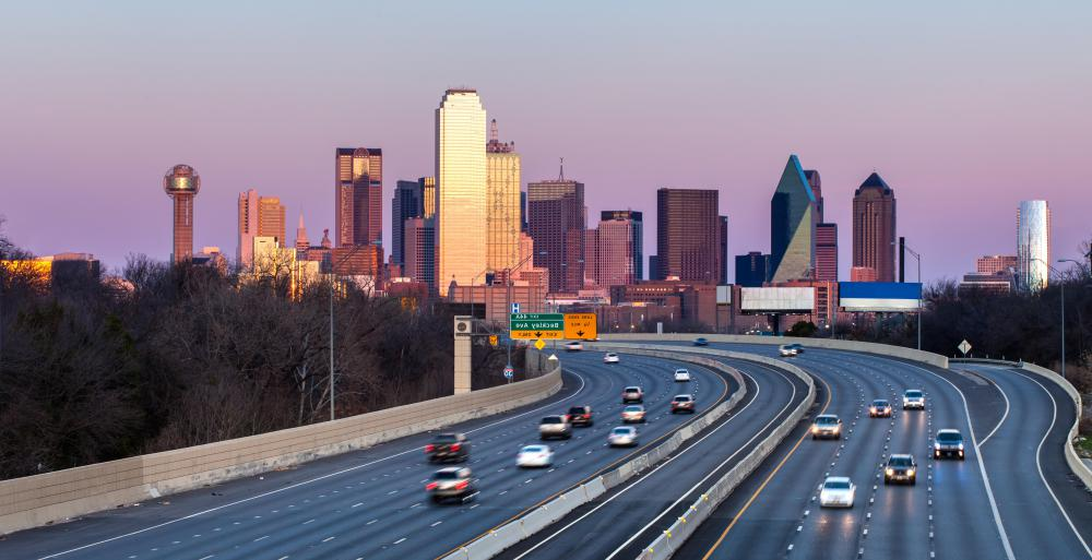 Dallas is home to one of the 12 regional Federal Reserve banks in the U.S.