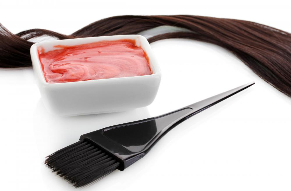 What are the Different Types of Home Hair Coloring?