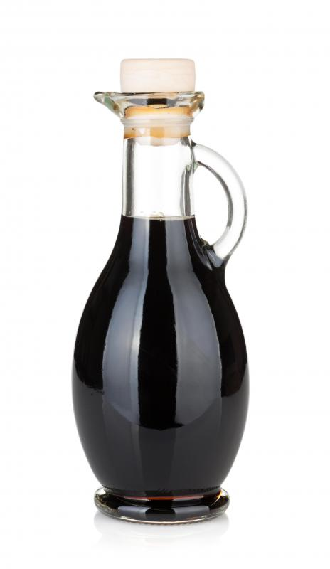 Fermented soy can be used to make soy sauce.