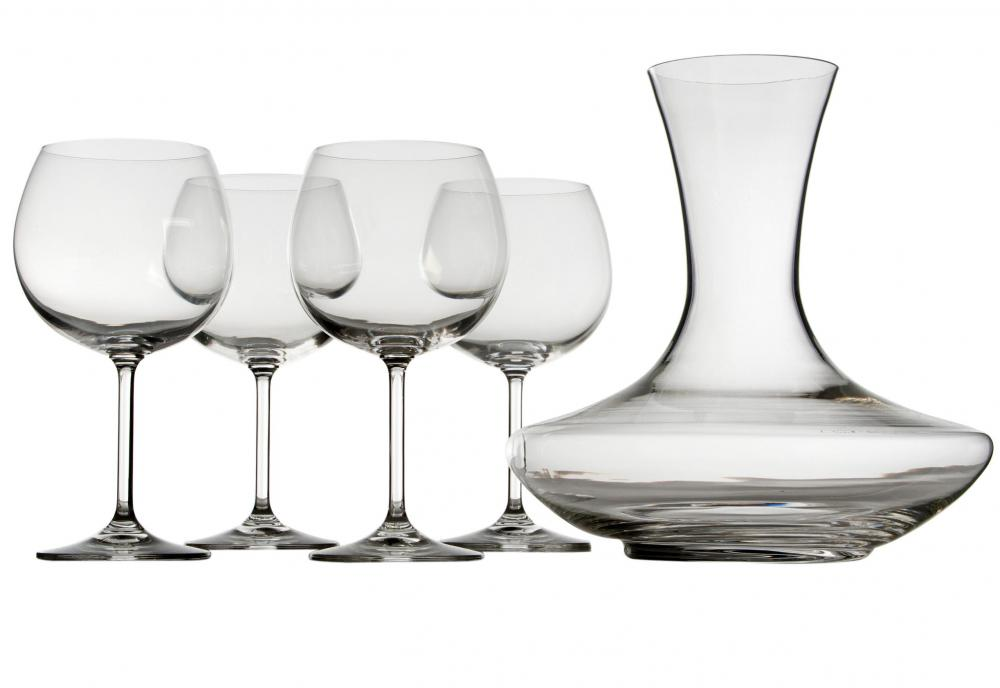 Choose a decanter that matches your personal style.