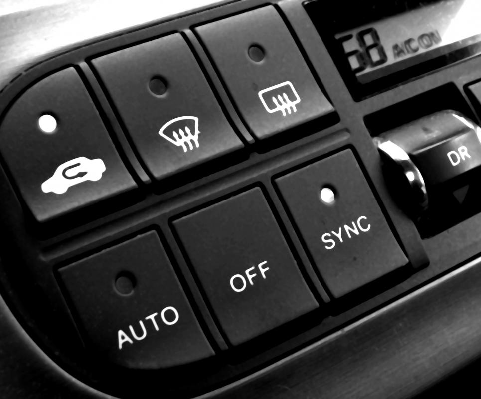 Air conditioning in a car is a process of artificially cooling the air that is circulated inside the vehicle.