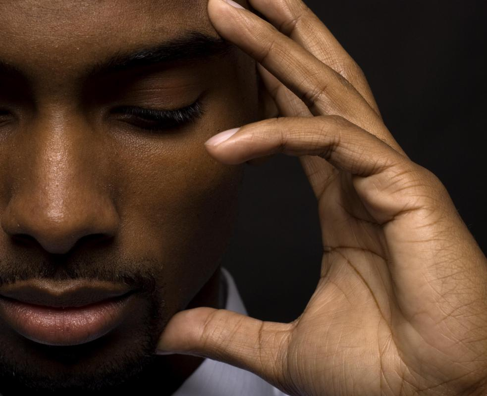 Headaches and nausea are two side effects that patients report while taking neuroleptic drugs.