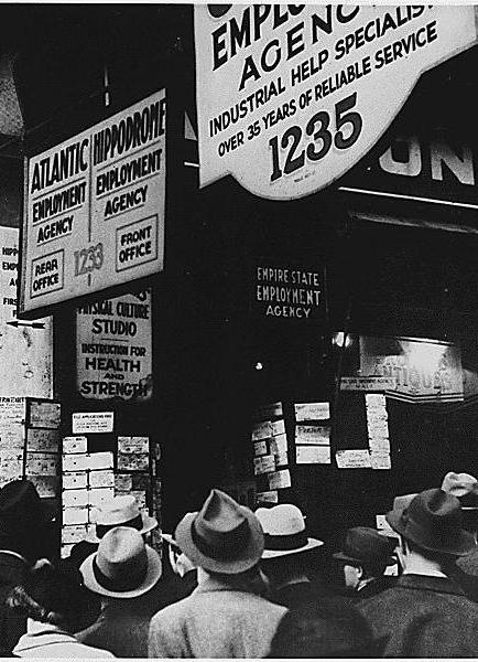 Many historians point to the stock market crash of 1929 as the cause of the Great Depression.
