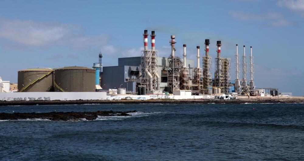 Desalination plants use membrane technology to remove the salt from ocean water.