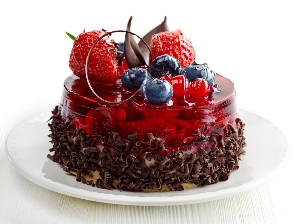 Types Of Chocolate Cake Images