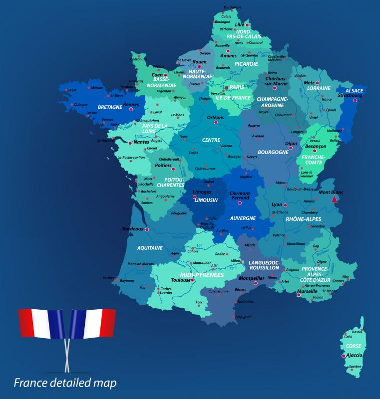 Widely used in France, the legacies of apanage can be seen today in the form of provinces and districts once owned by younger members of royal families.