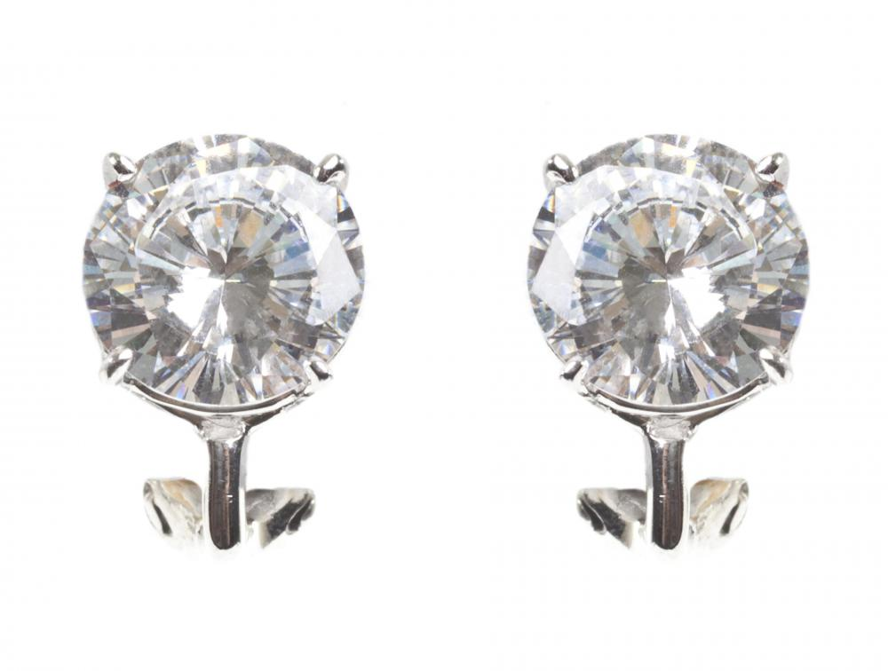 Diamond earrings may be a traditional gift for a girl's sixteenth birthday.