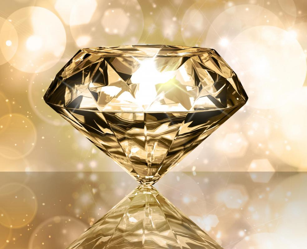 diamond or gold